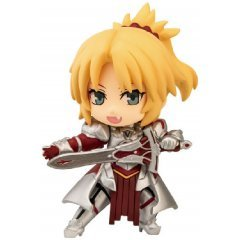 TOY'SWORKS COLLECTION NIITENGO PREMIUM FATE/APOCRYPHA: RED FACTION SABER OF 'RED' Chara-Ani