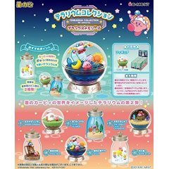 KIRBY'S DREAM LAND TERRARIUM COLLECTION DELUXE MEMORIES (SET OF 6 PIECES) Re-ment