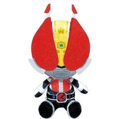 HEISEI KAMEN RIDER CHIBI PLUSH SERIES: KAMEN RIDER DEN-O Tamashii (Bandai Toys)