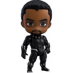 NENDOROID NO. 955-DX AVENGERS INFINITY WAR: BLACK PANTHER INFINITY EDITION DX VER. Good Smile