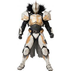 DESTINY 2 1/6 SCALE ACTION FIGURE: TITAN CALUS'S SELECTED SHADER Three A