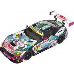 HATSUNE MIKU GT PROJECT 1/43 SCALE MINIATURE CAR: GOOD SMILE HATSUNE MIKU AMG 2019 VER. Good Smile Racing