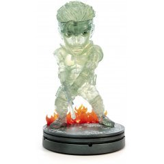METAL GEAR SOLID PVC PAINTED STATUE: SOLID SNAKE STEALTH CAMOUFLAGE STANDARD EDITION First4Figures