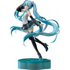CHARACTER VOCAL SERIES 01 HATSUNE MIKU 1/8 SCALE PRE-PAINTED FIGURE: HATSUNE MIKU V4 CHINESE Good Smile