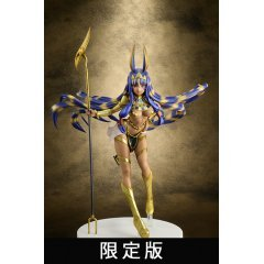 FATE/GRAND ORDER 1/7 SCALE PRE-PAINTED FIGURE: NITOCRIS / CASTER [LIMITED EDITION] Amakuni