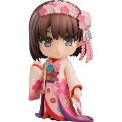 NENDOROID NO. 1114 SAEKANO HOW TO RAISE A BORING GIRLFRIEND FINE: MEGUMI KATO KIMONO VER. Good Smile