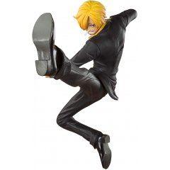 FIGUARTS ZERO ONE PIECE: BLACK LEG SANJI Tamashii (Bandai Toys)