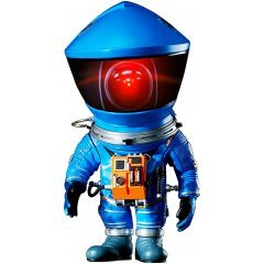 DEFOREAL 2001 A SPACE ODYSSEY: DISCOVERY ASTRONAUT BLUE SPACE SUIT VER. Star Ace Toys