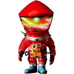 DEFOREAL 2001 A SPACE ODYSSEY: DISCOVERY ASTRONAUT RED SPACE SUIT VER. Star Ace Toys