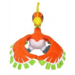 POCKET MONSTERS ALL STAR COLLECTION PP143: HO-OH (S) San-ei Boeki