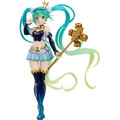 HATSUNE MIKU GT PROJECT 1/7 SCALE PRE-PAINTED FIGURE: RACING MIKU 2018 SUMMER VER. Max Factory