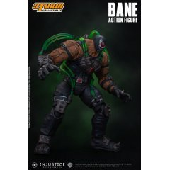 INJUSTICE GODS AMONG US PRE-PAINTED ACTION FIGURE: BANE Storm Collectibles