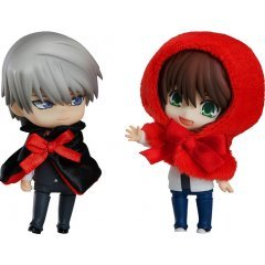 NENDOROID NO. 1206A JUNJO ROMANTICA SPECIAL SET: LITTLE RED RIDING HOOD AND VAMPIRE [GSC ONLINE SHOP EXCLUSIVE VER.] Freeing