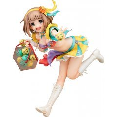 IDOLM@STER CINDERELLA GIRLS 1/8 SCALE PRE-PAINTED FIGURE: YUZU KITAMI CITRON DAYS Phat Company