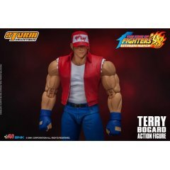 THE KING OF FIGHTERS '98 ULTIMATE MATCH 1/12 SCALE PRE-PAINTED ACTION FIGURE: TERRY BOGARD Storm Collectibles