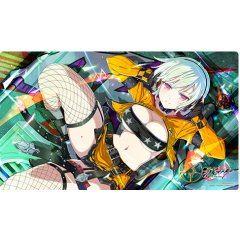 SHINOBI MASTER SENRAN KAGURA NEW LINK RUBBER MAT: NARAKU Curtain Damashii