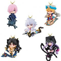 TWINKLE DOLLY FATE/GRAND ORDER -ABSOLUTE DEMONIC BATTLEFRONT: BABYLONIA- VOL. 1 (SET OF 8 PIECES) Tamashii (Bandai Toys)