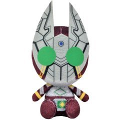 HEISEI KAMEN RIDER CHIBI PLUSH SERIES VOL. 2: KAMEN RIDER GARREN Tamashii (Bandai Toys)