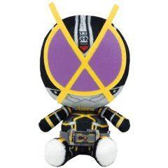 HEISEI KAMEN RIDER CHIBI PLUSH SERIES VOL. 2: KAMEN RIDER KAIXA Tamashii (Bandai Toys)