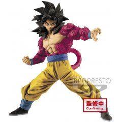 DRAGON BALL GT: SON GOKU SUPER SAIYAN 4 FULL SCRATCH Banpresto