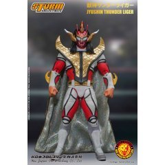 NEW JAPAN PRO-WRESTLING 1/12 SCALE PRE-PAINTED ACTION FIGURE: JYUSHIN THUNDER LIGER Storm Collectibles