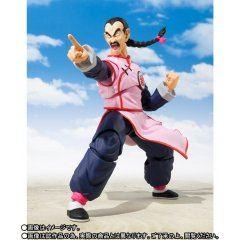 S.H.FIGUARTS DRAGON BALL: TAO PAI PAI Tamashii (Bandai Toys)
