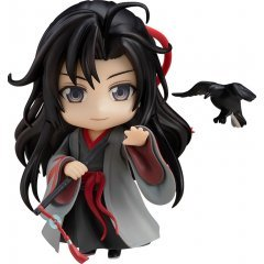 NENDOROID NO. 1229 ANIME THE MASTER OF DIABOLISM (GRANDMASTER OF DEMONIC CULTIVATION): WEI WUXIAN YI LING LAO ZU VER. Good Smile Arts Shanghai