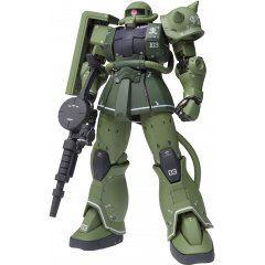 MOBILE SUIT GUNDAM THE ORIGIN GUNDAM FIX FIGURATION METAL COMPOSITE: MS-06C ZAKU II TYPE C Tamashii (Bandai Toys)
