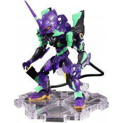 NEON GENESIS EVANGELION NXEDGE STYLE: EVA-01 (NIGHT COMBAT COLORS) Tamashii (Bandai Toys)