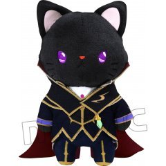 CODE GEASS LELOUCH OF THE RE;SURRECTION WITH CAT PLUSH KEY CHAIN WITH EYE MASK LELOUCH Movic