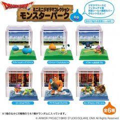 DRAGON QUEST MINIMINI DIORAMA COLLECTION MONSTER PARK (SET OF 8 PACKS) Square Enix
