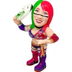 16D SOFT VINYL COLLECTION 011: WWE ASUKA GREEN MASK VER. [GSC ONLINE SHOP EXCLUSIVE VER.] 16 directions