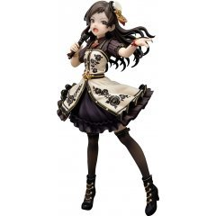 THE IDOLM@STER CINDERELLA GIRLS 1/8 SCALE PRE-PAINTED FIGURE: KITAZAWA SHIHO CHOCOLIERE ROSE VER. Amiami