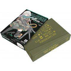 LITTLE ARMORY LS03 1/12 SCALE MODEL KIT: M240 NISHIBE AI MISSION PACK Tomytec