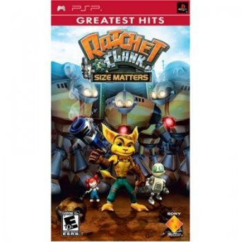 Ratchet & Clank: Size Matters (Greatest Hits) (Sony PSP)