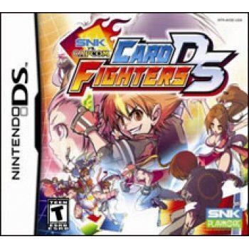 snk vs capcom. SNK vs. Capcom Card Fighters