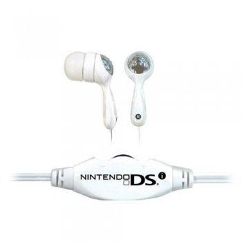 Inner Ear Earphone DSi (White) (Nintendo DS, Nintendo DS Lite, N...)