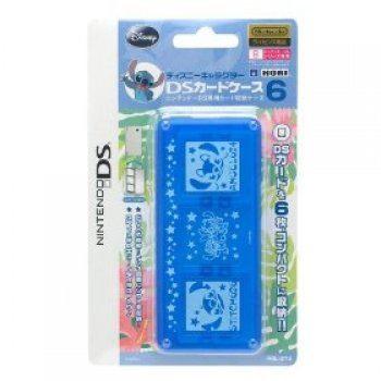 Disney Character DS Card Case 6 (Stitch) (Nintendo DS, Nintendo DS Lite, N...)