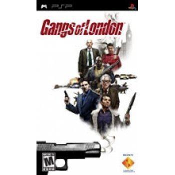 Gangs of London (Sony PSP)