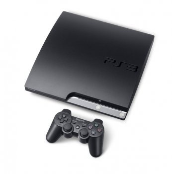 PlayStation3 Slim Console (HDD 160GB Model) - 110V