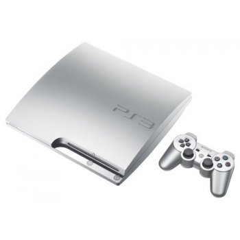 PlayStation3 Slim Console (HDD 160GB Satin Silver