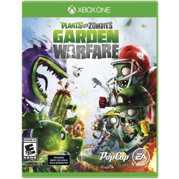 games plants vs zombies garden warfare - Plants Vs Zombies Garden Warfare Xbox 360