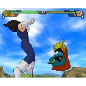 Dragon Ball Z Sparking Meteor Ps2 Iso On Ps3
