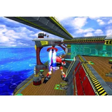 Sonic Adventure DX + Top Blade V [Limited Edition]