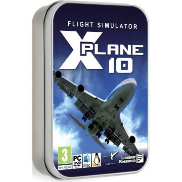 X-Plane 10 (DVD-ROM)