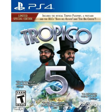 finally city building game tropico 5 coming to ps4 on april 23