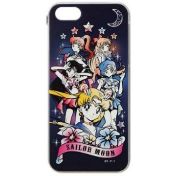 sailor moon iphone 5 character jacket group gothic slm02allbk 359373