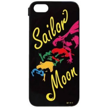 sailor moon iphone 5 character jacket silhouette slm02sil 359375