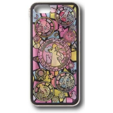 sailor moon iphone 55s character jacket stained glass slm06sg 359389