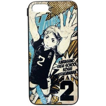 gourmandise haikyu iphone55s smartphone jacket sugawara 360489